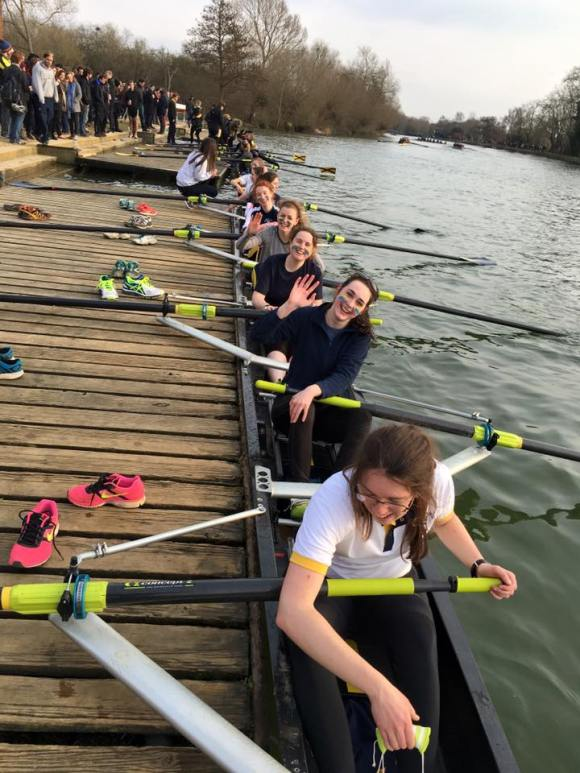 w1 about to push off