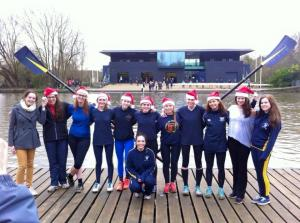 W2 at Christ Church Regatta